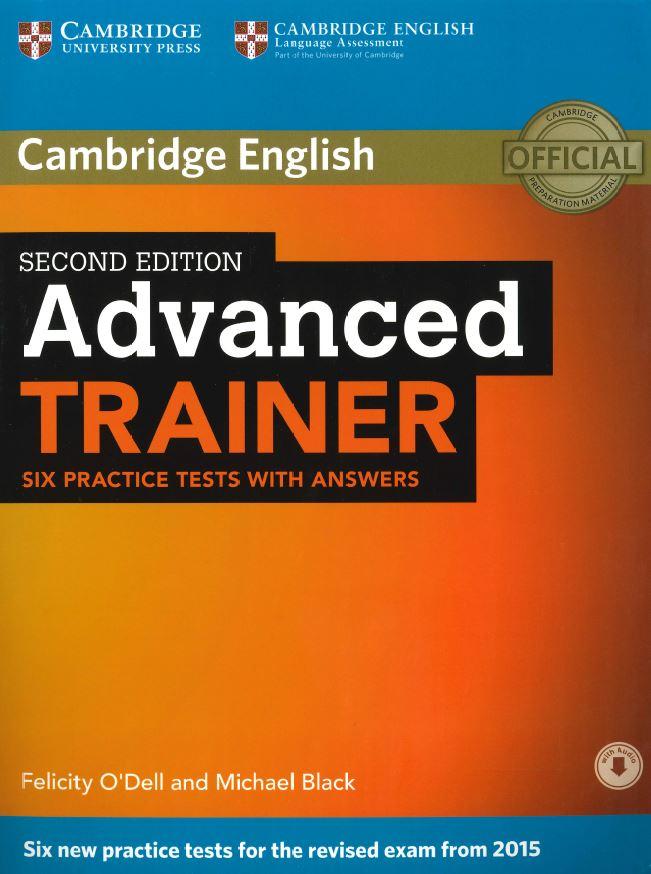 cambridge english advanced  Cambridge English: Advanced (CAE) Trainer Second Edition - Swiss ...