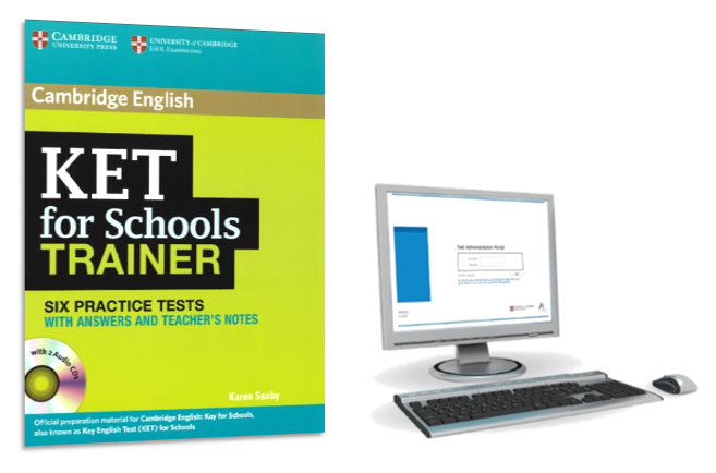 Cambridge English: Key for Schools (KET S) Online Practice Package