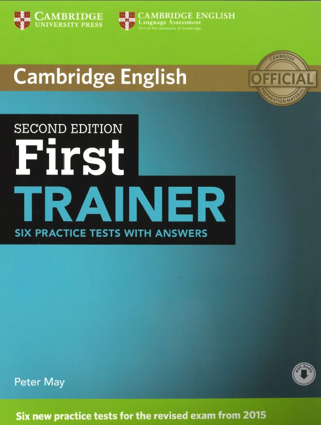 Cambridge english first fce trainer second edition swiss exams cambridge english first fce yelopaper Image collections