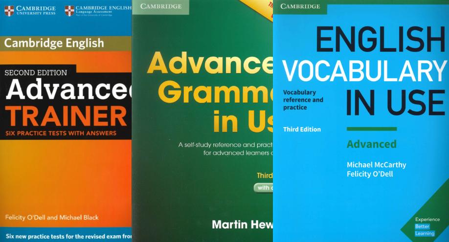 Cambridge English Advanced Cae Trainer Paket Swiss Exams