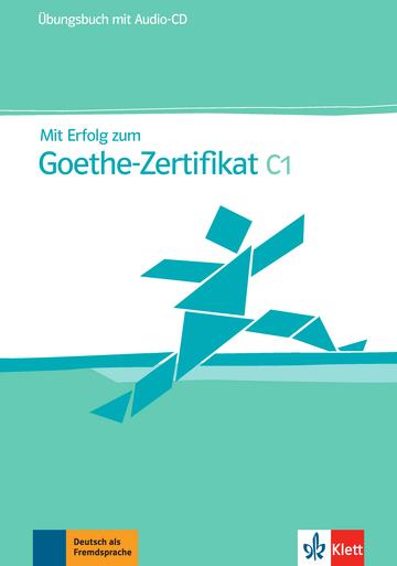 Mit Erfolg Zum Goethe Zertifikat C1 übungsbuch Mit Audio Cd