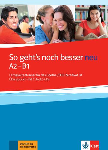 A2 B1 Fertigkeitentrainer übungsbuch Mit 2 Audio Cds Swiss
