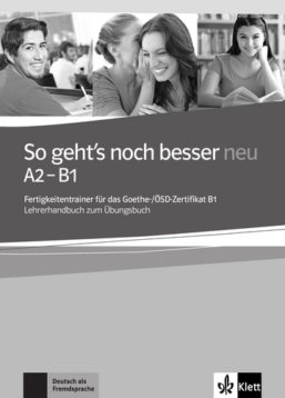 Goethe Zertifikat A2 Fit In Deutsch Jugendliche Archives Swiss