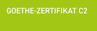 Goethe-Zertifikat C2