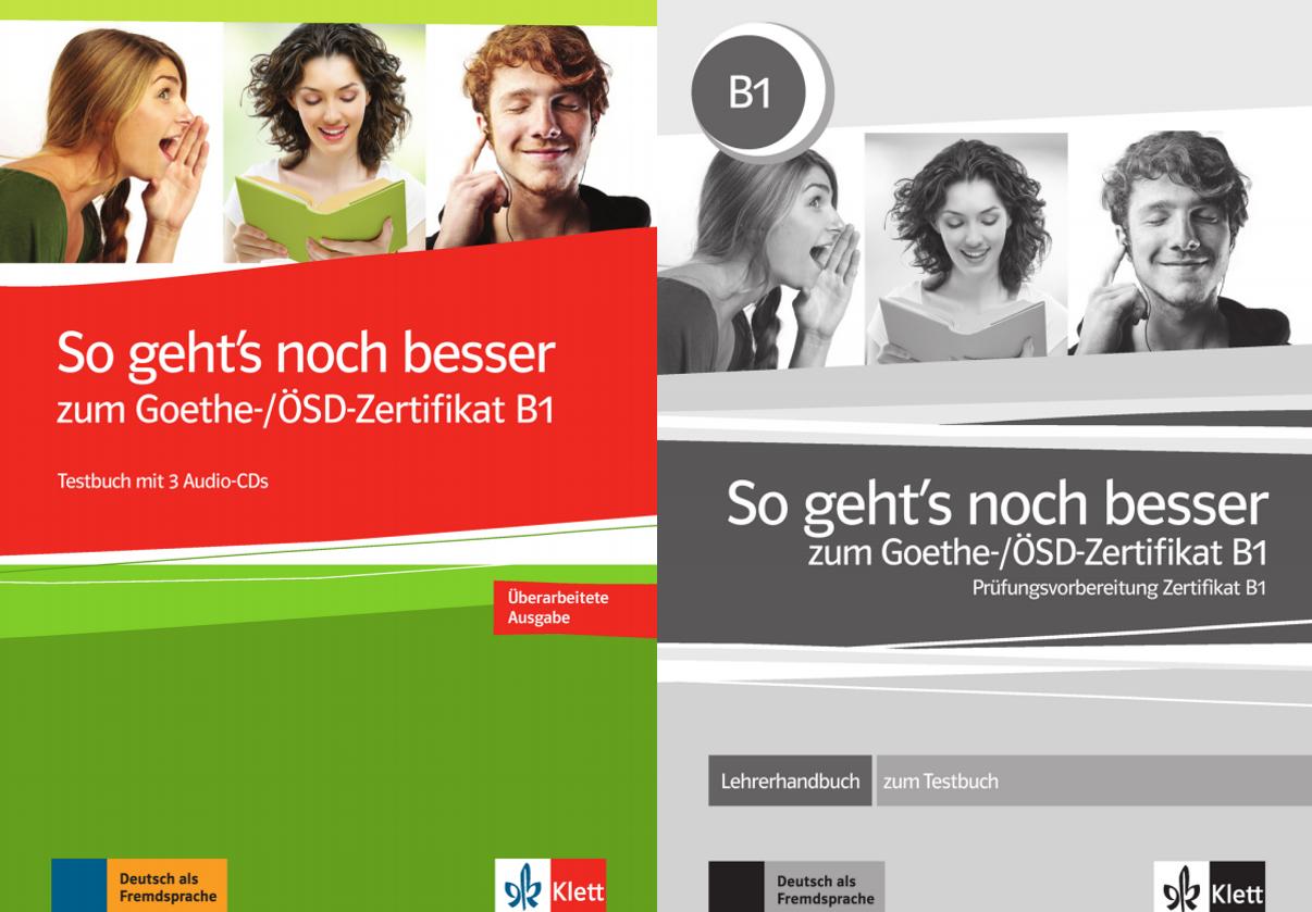 B1 Test Und Lehrerhandbuch Paket Swiss Exams Online Shop