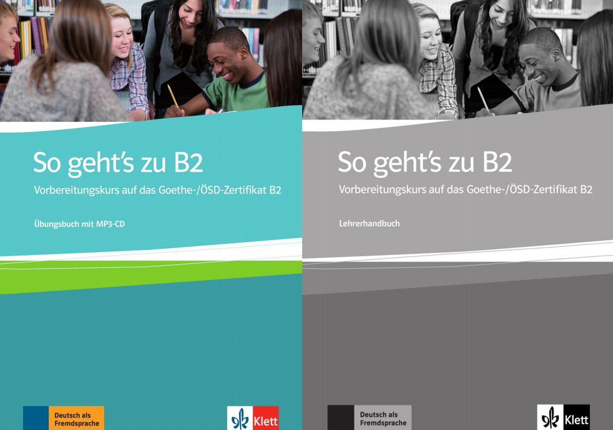 B2 übungs Und Lehrerhandbuch Paket Swiss Exams Online Shop