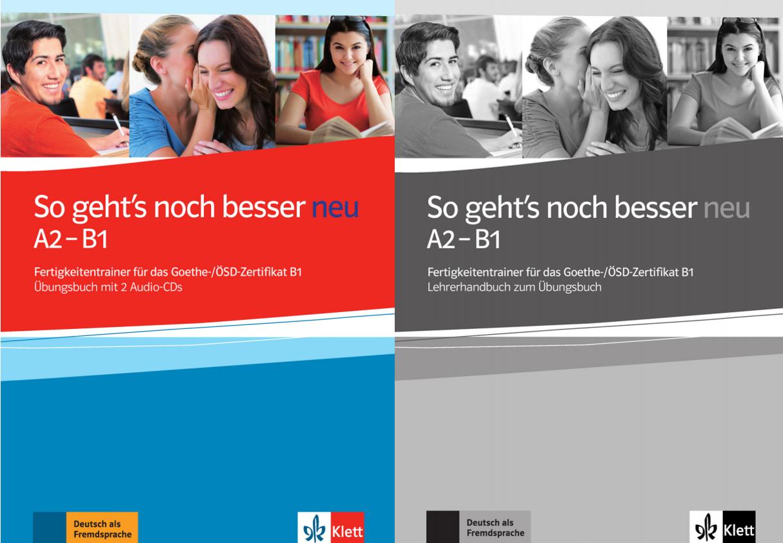 A2 B1 Fertigkeitentrainer Paket übungs Und Lehrerhandbuch Swiss