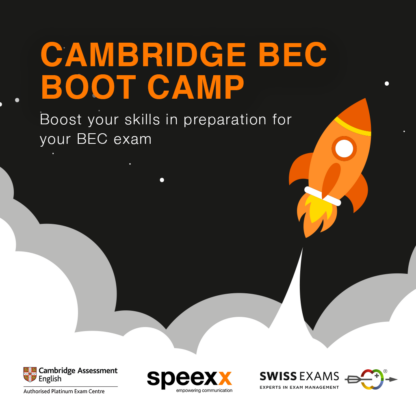 Cambridge Business B1-C1 Boot Camp