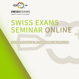Swiss Exams Seminar 2021 online für Deutsclhlehrer/innen